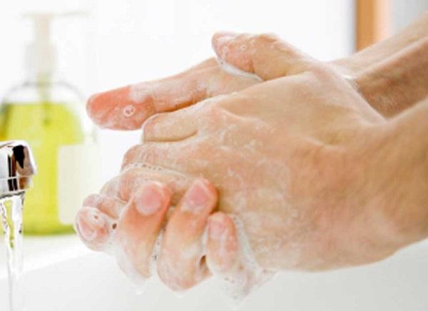 antibakteriyel sabun