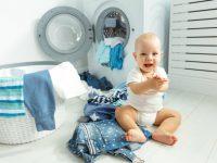 Bebek Kıyafetlerinin Yıkanmasında Deterjan Seçimi