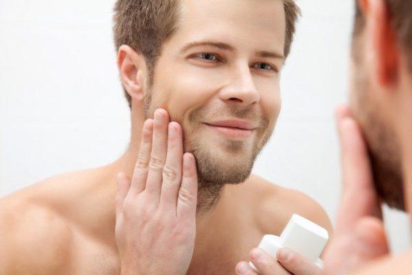 erkek yüz bakımı