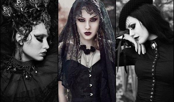 gotik stili giyim