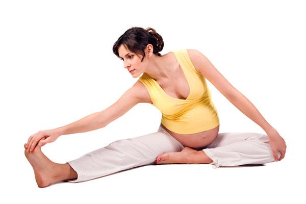 hamile yoga hareketleri