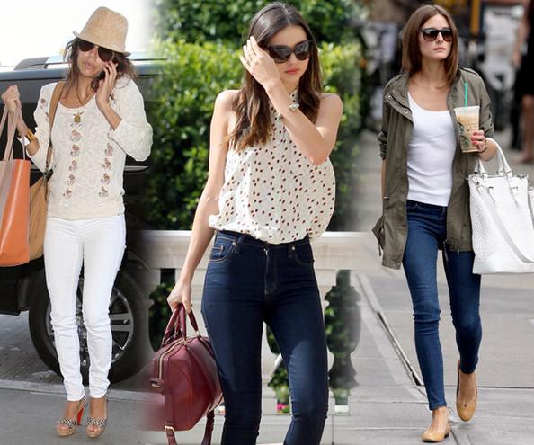 Skinny Jeans Kombinleri