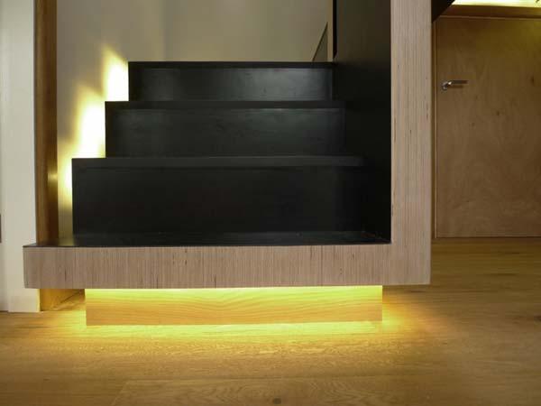 Dubleks Evlere Şık Merdiven Dekorasyonu Önerileri