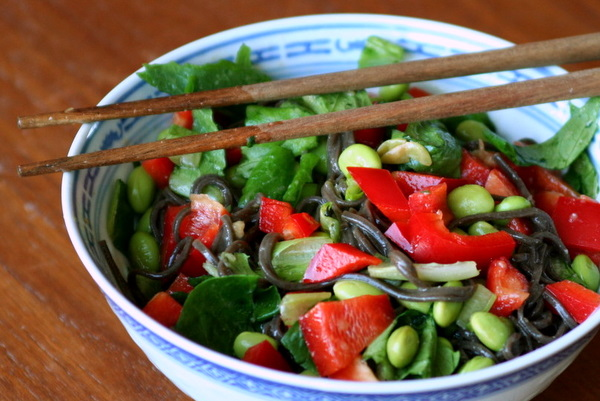 Diyetin Kaynağı Salata