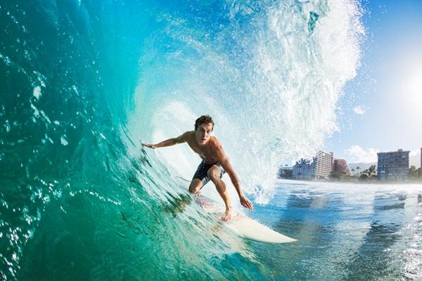 Yazın En Havalı Sporu, Sörf