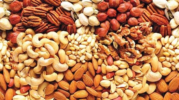e vitamini bulunan besinler
