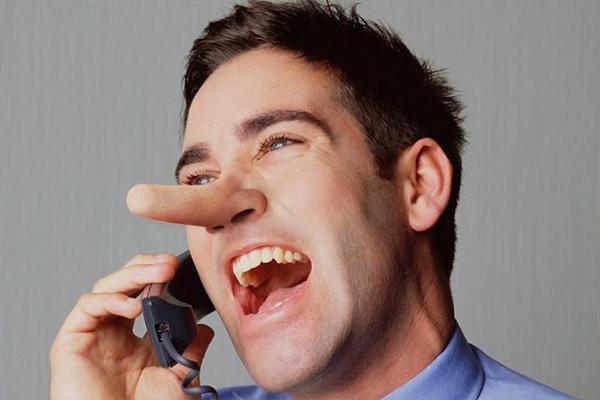 yalan söylemenin etkileri