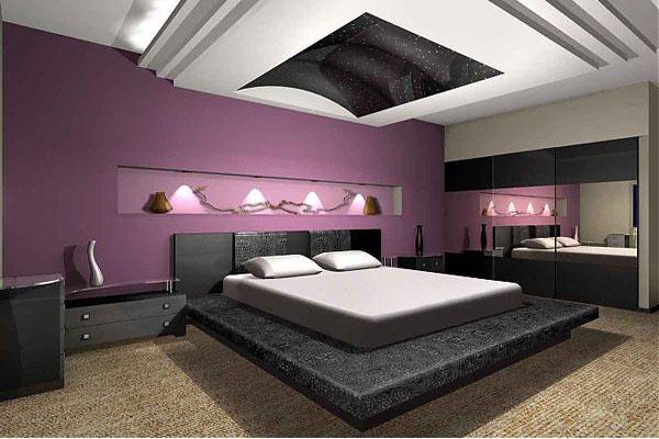 Yatak Odası Duvar Kağıdı