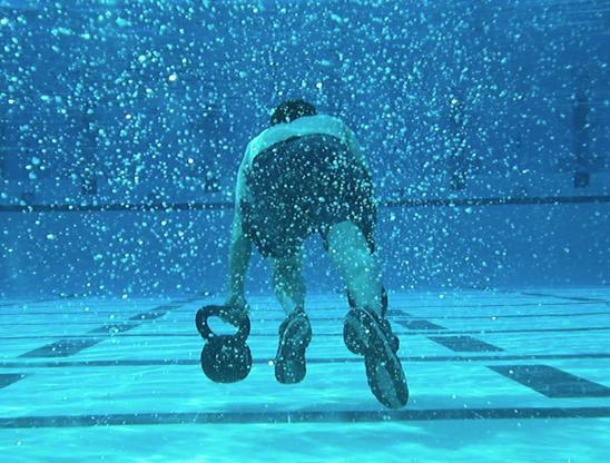 Yüzmek Kilo Almayı Önlemez